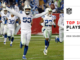 Watch: Colts' top 10 plays   2018 season