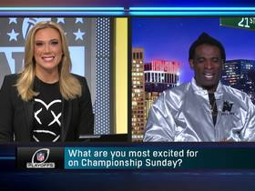 Watch: Deion Sanders predicts Rams-Saints will come down to key CB matchup