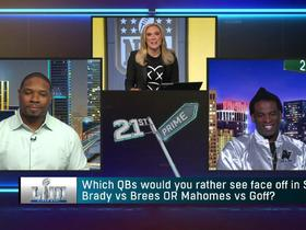Watch: Which backfield will have bigger impact: Rams or Saints? MJD, Prime debate