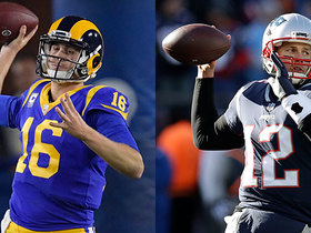 Watch: Which QB matchup would you rather see in the Super Bowl: Young stars or grizzled vets?