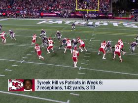 Watch: Giardi: The Patriots have to slow down Tyreek Hill