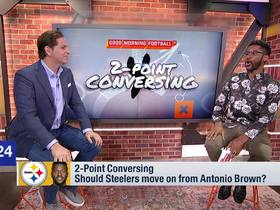 Watch: Should the Steelers move on from A.B.?