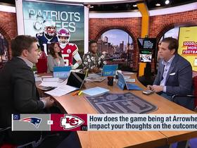 Watch: Burleson: Tom Brady and Bill Belichick know how to 'self correct' better than any team