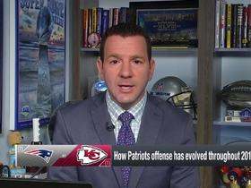 Watch: Rapoport: Pats' offensive evolution in 2018 reminiscent of Broncos' near end of Elway's career