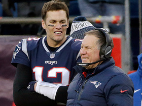 Watch: Burleson: Brady is the 'G.O.A.T' because of Bill Belichick