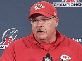 Watch: Andy Reid: Eric Berry is 'day-to-day' for AFC Championship Game