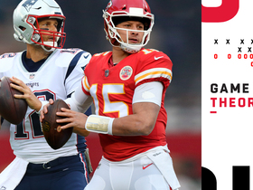 Watch: Game Theory: Title game win probabilities, score predictions