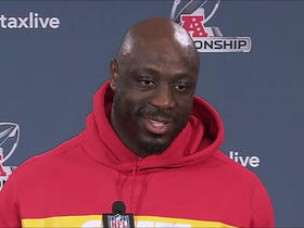 Watch: Justin Houston doesn't buy Tom Brady's 'everybody thinks we suck' comments