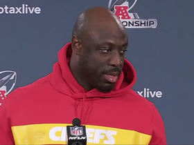 Watch: Houston on facing Brady: 'There's nothing you can throw at him that he hasn't seen'