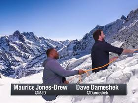 Watch: DDFP: 'Football Mountain' Championship Round Edition