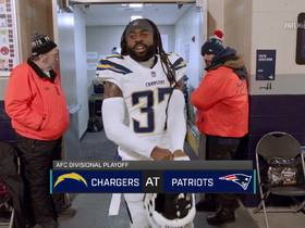 Watch: Mic'd Up: Best of Chargers-Patriots | Divisional Round