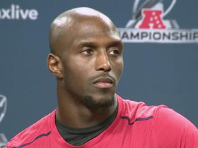 Watch: Devin McCourty addresses the media ahead of AFC Championship