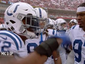 Watch: Mic'd Up: Best of Colts-Chiefs | Divisional Round