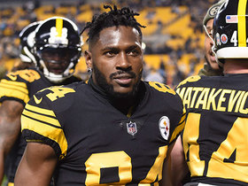 Watch: Rapoport breaks down what Steelers could ask for in potential A.B. trade