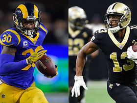 Watch: Kurt Warner's keys to Rams-Saints in NFC title game