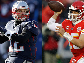 Watch: Which team has the edge in the cold: Patriots or Chiefs?