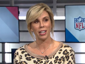 Watch: Sarah Thomas reflects on being first woman to officiate playoff game
