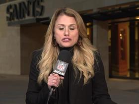 Watch: Jane Slater: Saints maintaining focus ahead of Rams rematch in NFC Championship