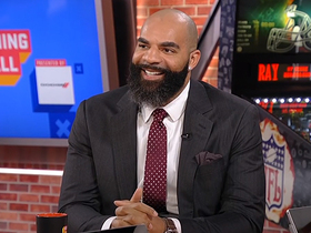 Watch: Carlos Boozer talks Eagles, makes picks for title games
