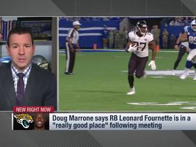 Watch: Rapoport: Jaguars brass and Fournette moving forward in same direction