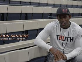 Watch: NFL Forward: Deion Sanders wants to be more than football coach for high schoolers