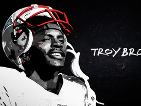 Watch: Legends of the Playoffs : Troy Brown
