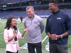 Watch: Brunell, McGinest preview the 2019 East-West Shrine Game