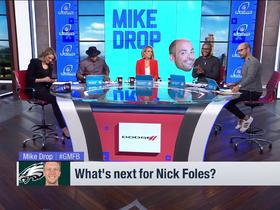 Watch: Where will Nick Foles be playing in 2019?