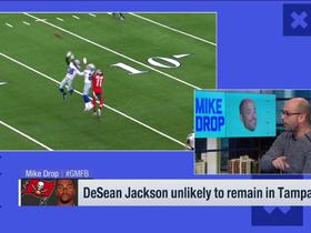 Watch: DeSean Jackson unlikely to remain in Tampa Bay