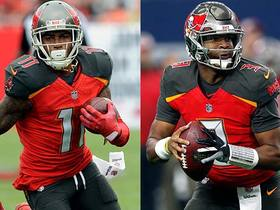 Watch: Steve Smith Sr.: DeSean Jackson's issue with Bucs is Jameis Winston