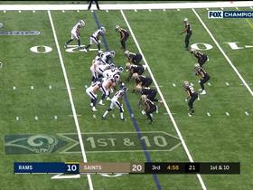 Watch: Rams dial Reynolds' number on reverse for sneaky 16-yard run