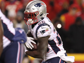 Watch: Sony Michel hammers in opening-drive TD
