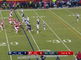 Watch: Van Noy spins down Mahomes on sack for massive loss
