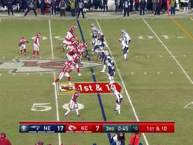 Watch: Damien Williams' most important plays   AFC Championship Game
