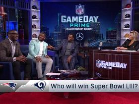 Watch: 'GameDay Prime' crew makes Super Bowl LIII game picks