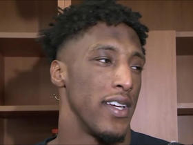 Watch: Michael Thomas reacts to no-call on Nickell Robey-Coleman
