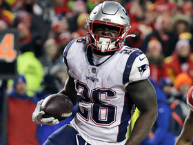 Watch: See Sony Michel blast through for a 10-yard TD in 360 degrees | True View