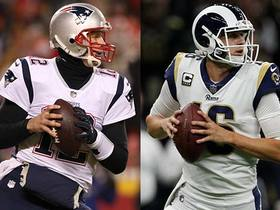 Watch: Burleson: Goff vs. Brady is the 'ultimate legacy talk'