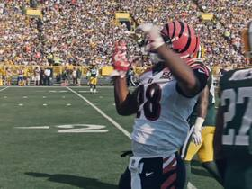 Watch: Bengals-Rams London hype video