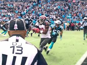 Watch: Panthers-Buccaneers London hype video