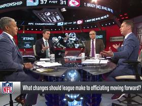 Watch: What officiating changes might we expect this offseason?