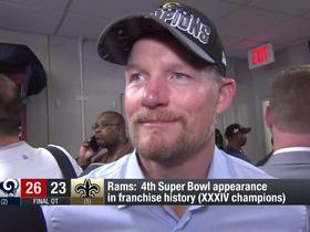 Watch: Snead reflects on mentors who helped Rams players, coaches reach Super Bowl