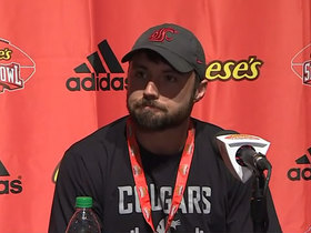 Watch: Gardner Minshew explains what separates him from other QBs at Senior Bowl