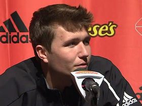 Watch: Drew Lock highlights what he's excited to show scouts at Senior Bowl