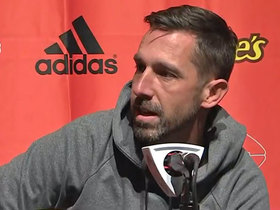 Watch: Kyle Shanahan explains advantages of coaching at Reese's Senior Bowl