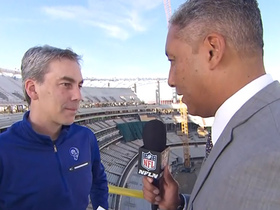 Watch: Demoff shows off updates on new Chargers-Rams stadium
