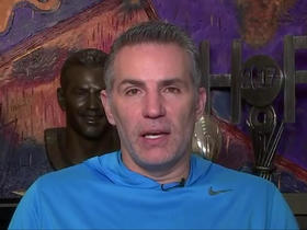 Watch: Kurt Warner highlights differences between 1999, 2018 Rams