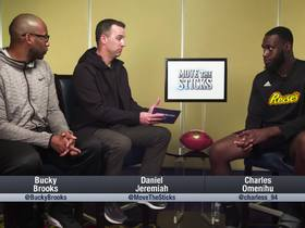 Watch: MTS: Charles Omenihu on Kyler Murray