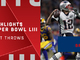 Watch: Tom Brady's best throws | Super Bowl LIII