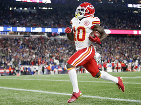 Watch: 'GMFB' chooses the best plays from Tyreek Hill's 2018 season